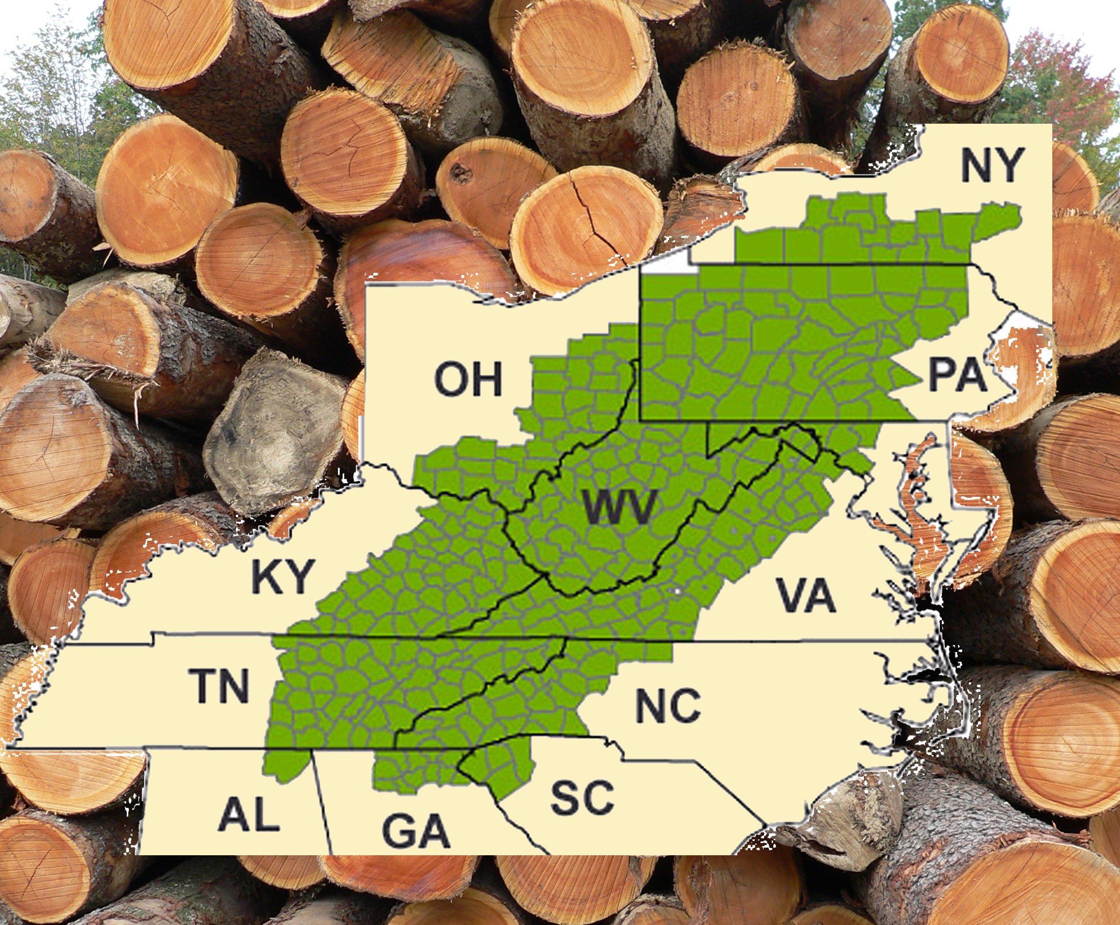 ahmi map over logs